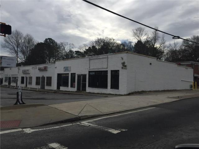 1620 Joseph E Boone Boulevard NW, Atlanta, GA 30314 (MLS #6129151) :: RE/MAX Prestige
