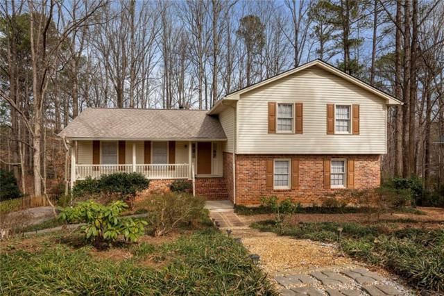 1350 Witham Drive, Dunwoody, GA 30338 (MLS #6129188) :: North Atlanta Home Team