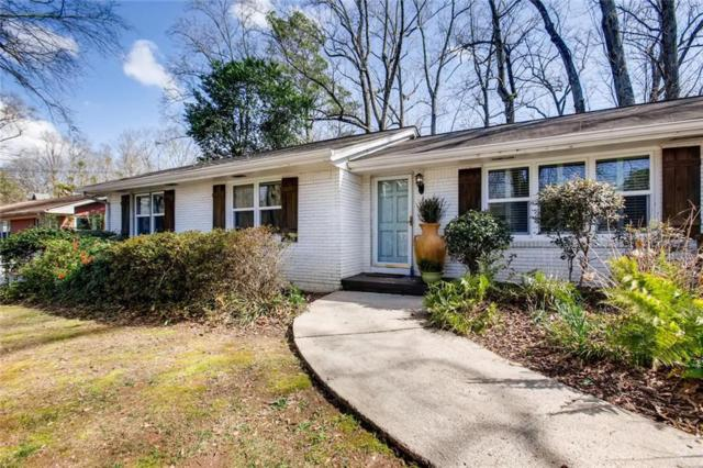 1271 Briarcliff Road NE, Atlanta, GA 30306 (MLS #6129204) :: North Atlanta Home Team