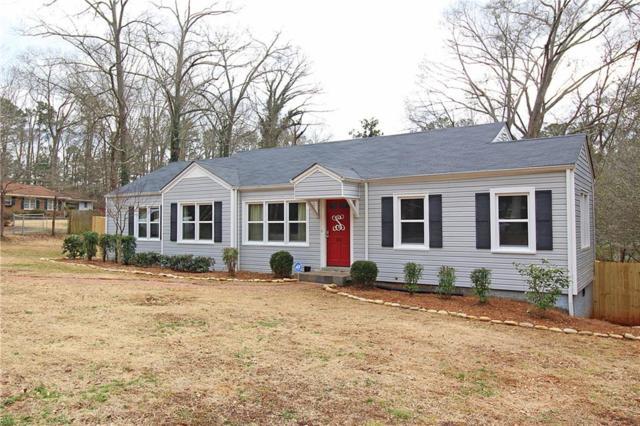 131 Alice Lane, Carrollton, GA 30117 (MLS #6129262) :: Iconic Living Real Estate Professionals