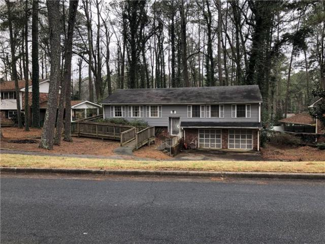 2677 The Fontainebleau SW, Atlanta, GA 30331 (MLS #6129315) :: The Cowan Connection Team
