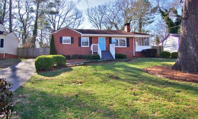 1791 Donnalee Avenue SE, Atlanta, GA 30316 (MLS #6129319) :: The Zac Team @ RE/MAX Metro Atlanta