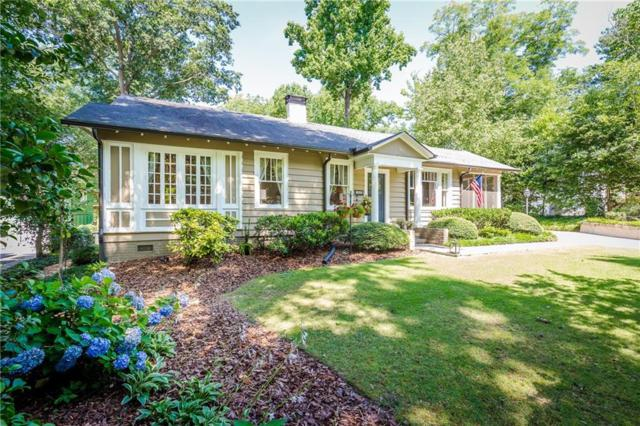 448 Emory Drive NE, Atlanta, GA 30307 (MLS #6129370) :: North Atlanta Home Team