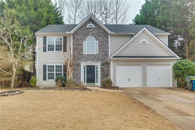 4290 Monticello Way NW, Kennesaw, GA 30144 (MLS #6129417) :: North Atlanta Home Team