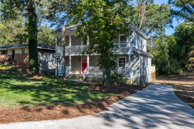 1871 Francis Avenue, Atlanta, GA 30318 (MLS #6129467) :: The Zac Team @ RE/MAX Metro Atlanta