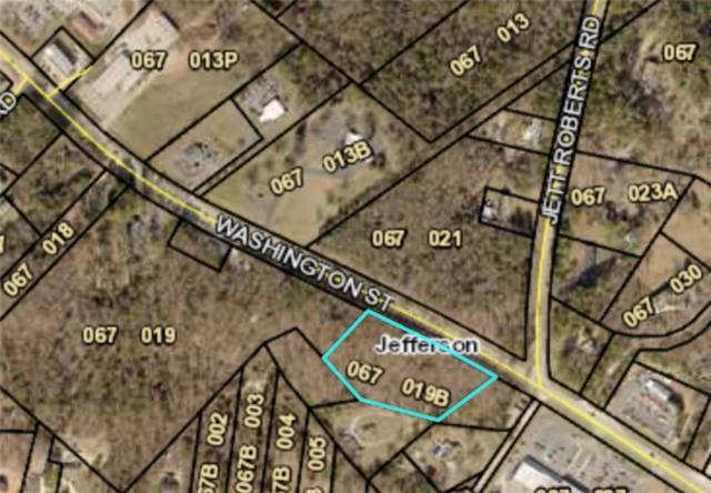 1620 Washington Street, Jefferson, GA 30549 (MLS #6129519) :: Hollingsworth & Company Real Estate