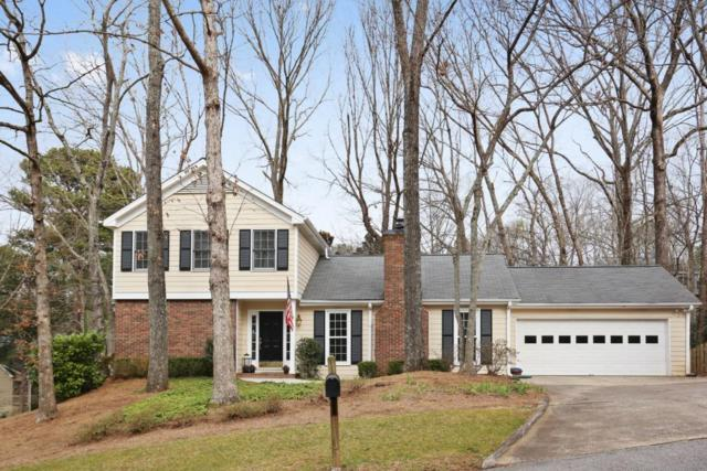 300 Woodchuck Court, Roswell, GA 30076 (MLS #6129591) :: KELLY+CO