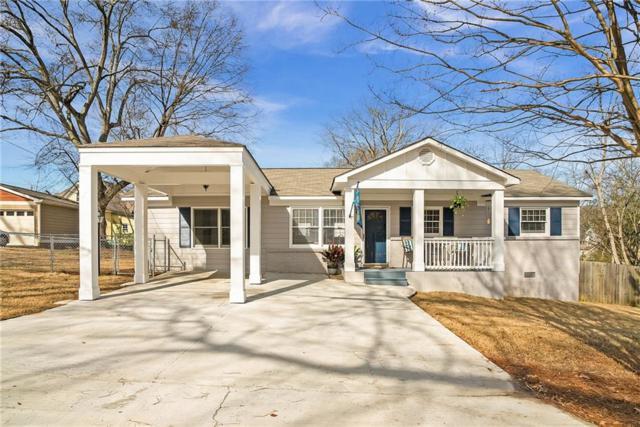 1439 Whitfield Street SE, Smyrna, GA 30080 (MLS #6129648) :: Iconic Living Real Estate Professionals
