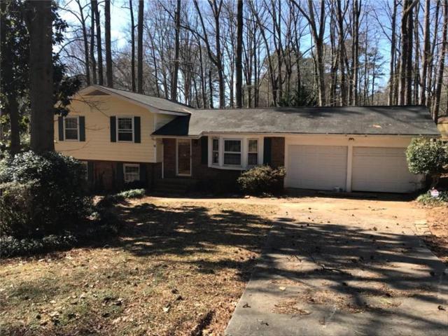 3216 Foxwood Trail SE, Smyrna, GA 30082 (MLS #6129709) :: North Atlanta Home Team