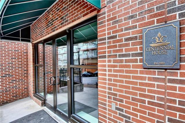 115 W Peachtree Place NW #410, Atlanta, GA 30313 (MLS #6129710) :: The Zac Team @ RE/MAX Metro Atlanta