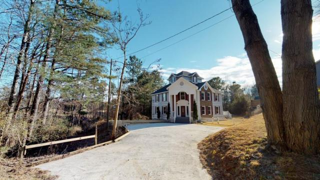 21 Day Road, Dawsonville, GA 30534 (MLS #6501647) :: North Atlanta Home Team