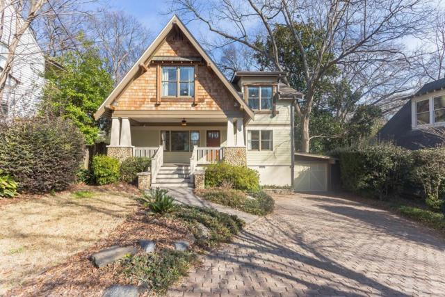 811 Verner Street NW, Atlanta, GA 30318 (MLS #6501658) :: The Zac Team @ RE/MAX Metro Atlanta