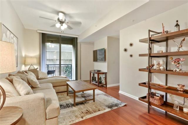 3040 Peachtree Road NW #315, Atlanta, GA 30305 (MLS #6501790) :: The Cowan Connection Team