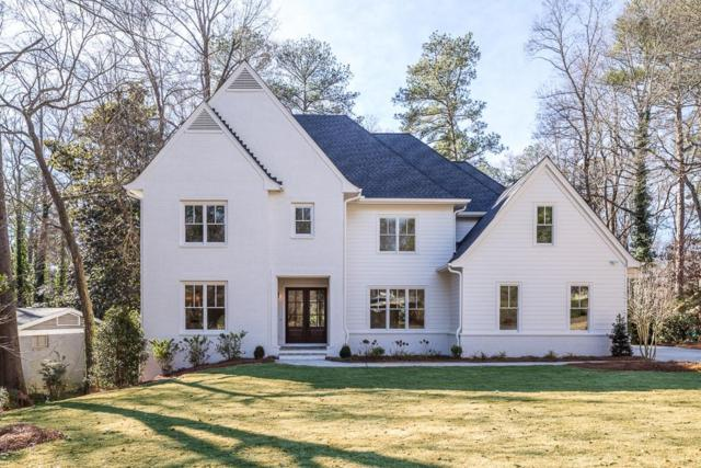 6368 Vernon Woods Drive, Sandy Springs, GA 30328 (MLS #6501821) :: Iconic Living Real Estate Professionals
