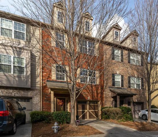 1373 Dolcetto Trace NW #8, Kennesaw, GA 30152 (MLS #6501839) :: North Atlanta Home Team