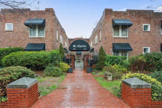 1026 Saint Charles Avenue #6, Atlanta, GA 30306 (MLS #6501858) :: RE/MAX Paramount Properties