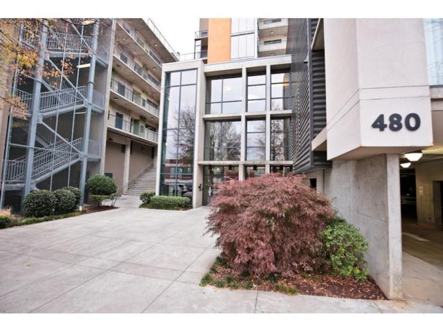480 John Wesley Dobbs Avenue NE #317, Atlanta, GA 30312 (MLS #6501893) :: North Atlanta Home Team