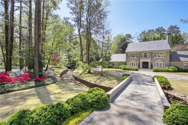 3700 Tuxedo Road NW, Atlanta, GA 30305 (MLS #6501899) :: The Zac Team @ RE/MAX Metro Atlanta