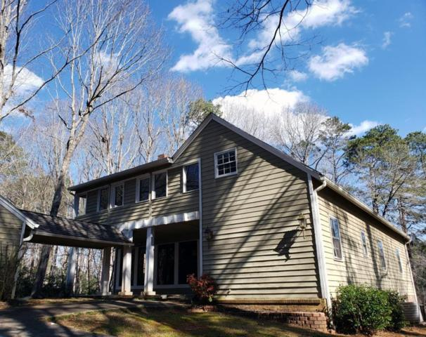 5178 SW West Shore Drive SW, Conyers, GA 30094 (MLS #6501940) :: Path & Post Real Estate
