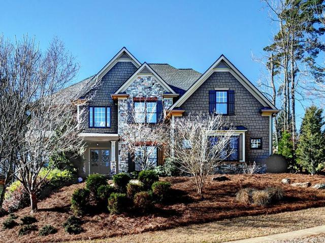 707 Crescent Circle, Canton, GA 30115 (MLS #6502086) :: Kennesaw Life Real Estate