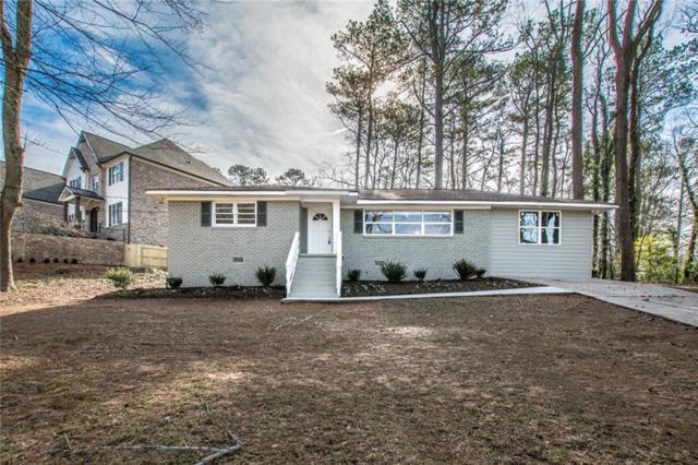 2266 Hills Lane Drive SE, Smyrna, GA 30080 (MLS #6502110) :: Iconic Living Real Estate Professionals