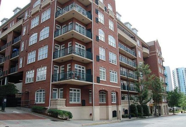 77 Peachtree Place NE #410, Atlanta, GA 30309 (MLS #6502152) :: The Zac Team @ RE/MAX Metro Atlanta