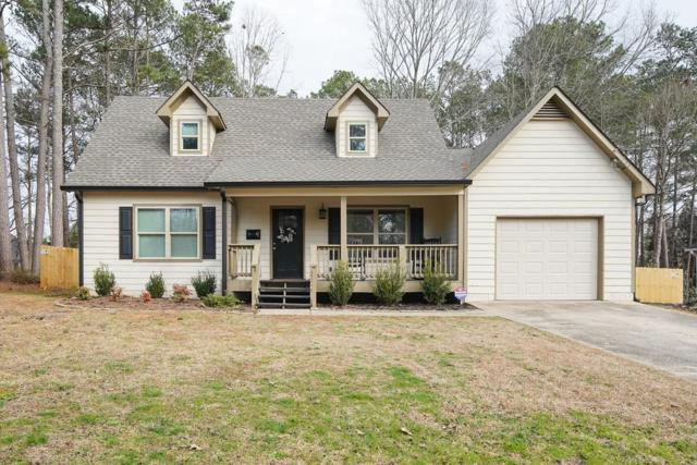 5806 Stonehaven Drive NW, Kennesaw, GA 30152 (MLS #6502175) :: North Atlanta Home Team
