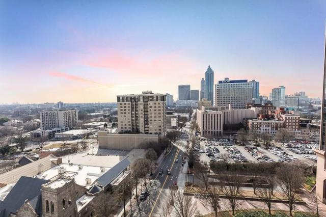 620 Peachtree Street NE #1805, Atlanta, GA 30308 (MLS #6502342) :: The Hinsons - Mike Hinson & Harriet Hinson