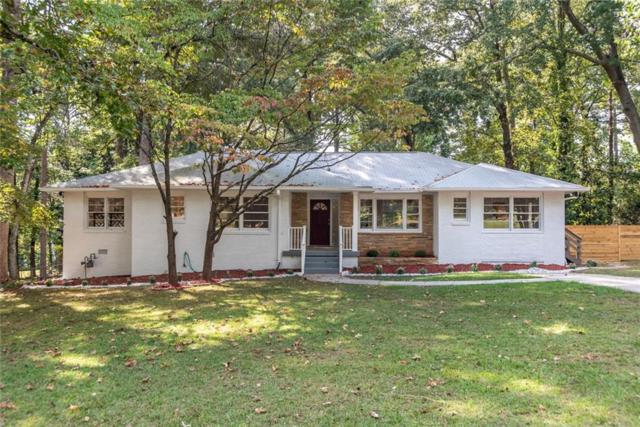 3407 Parkview Drive, College Park, GA 30337 (MLS #6502372) :: Kennesaw Life Real Estate