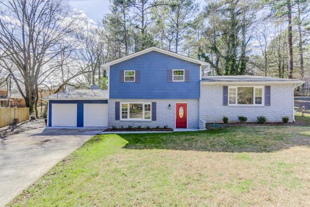 3940 Flagstone Court SW, Atlanta, GA 30331 (MLS #6502437) :: North Atlanta Home Team