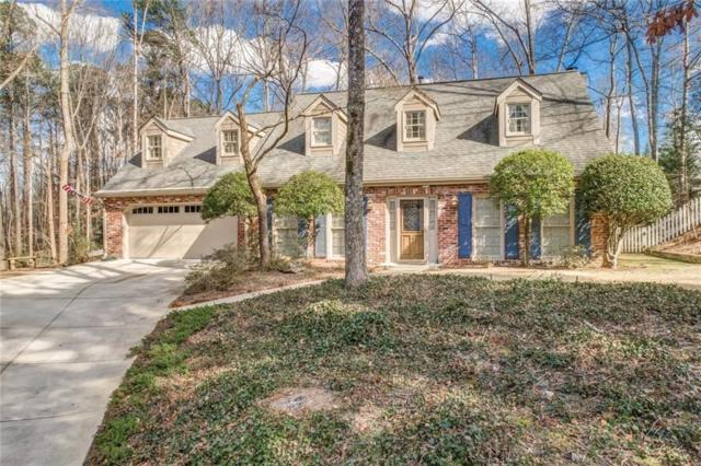 2338 Chimney Springs Drive, Marietta, GA 30062 (MLS #6502464) :: KELLY+CO