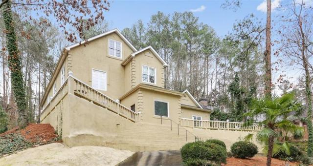 1050 Edgewater Drive, Sandy Springs, GA 30328 (MLS #6502466) :: North Atlanta Home Team