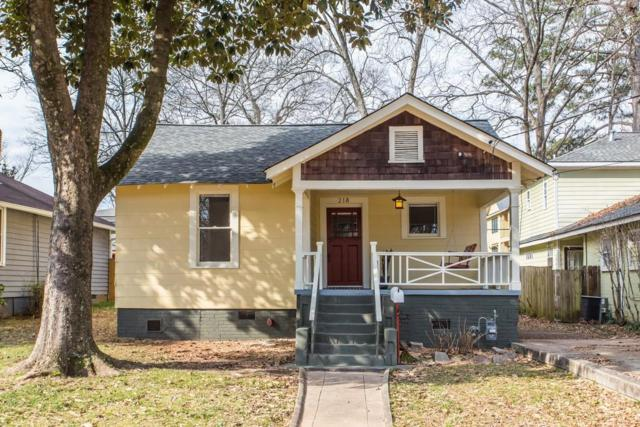 218 Lowry Street NE, Atlanta, GA 30307 (MLS #6502520) :: The Zac Team @ RE/MAX Metro Atlanta