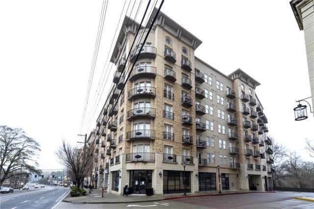 2255 Peachtree Road NE #420, Atlanta, GA 30309 (MLS #6502560) :: RE/MAX Paramount Properties