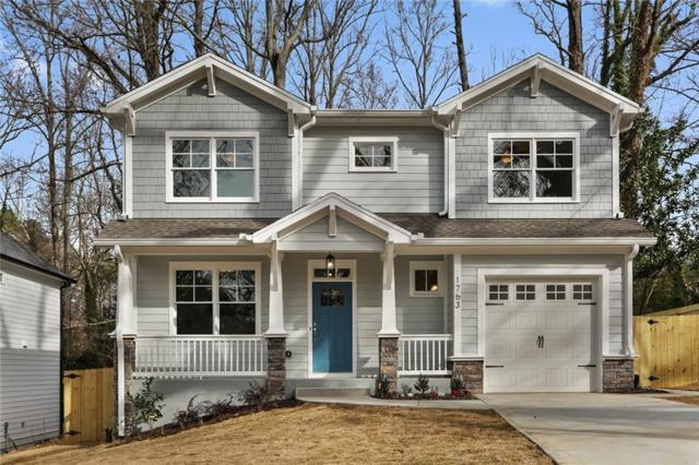1763 Derry Avenue SW, Atlanta, GA 30310 (MLS #6502606) :: The Cowan Connection Team