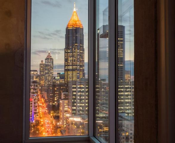 855 Peachtree Street NE #2201, Atlanta, GA 30308 (MLS #6502614) :: The Cowan Connection Team