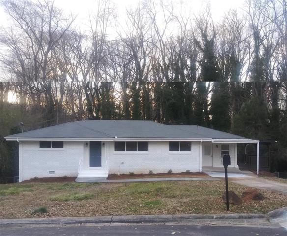 3710 Wisteria Lane SE, Smyrna, GA 30082 (MLS #6502696) :: Iconic Living Real Estate Professionals