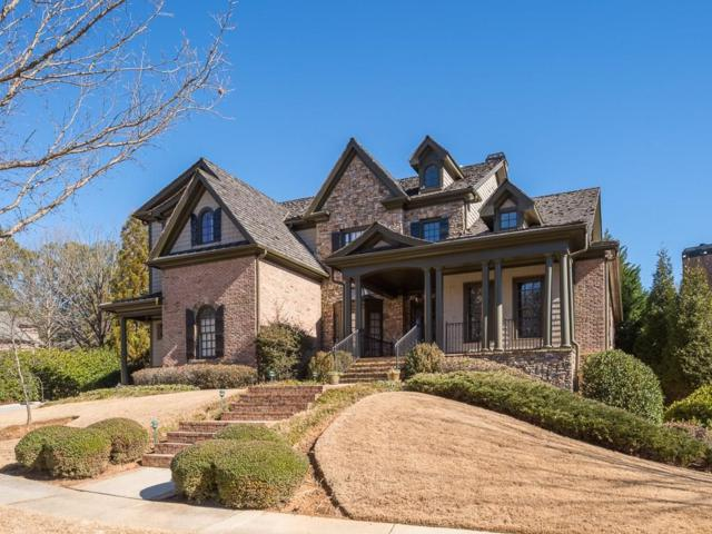 510 Trimble Lake Court, Sandy Springs, GA 30342 (MLS #6502847) :: The Cowan Connection Team