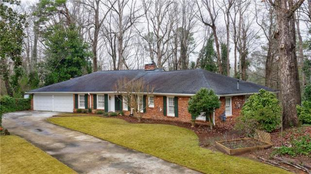 1025 Coronado Drive NW, Atlanta, GA 30327 (MLS #6502861) :: Iconic Living Real Estate Professionals