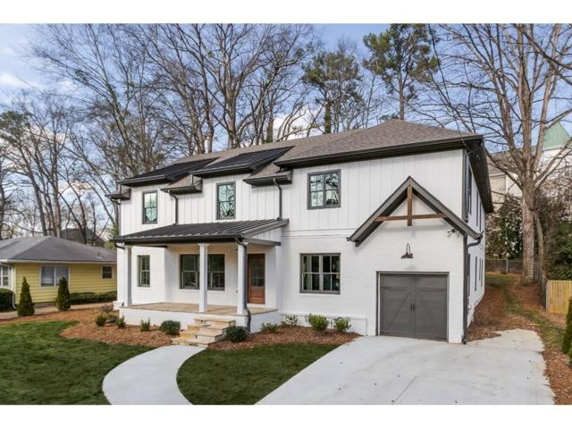 205 Westchester Drive, Decatur, GA 30030 (MLS #6502874) :: The Cowan Connection Team