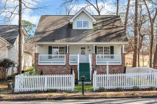 742 Oakview Road, Decatur, GA 30030 (MLS #6502893) :: Kennesaw Life Real Estate