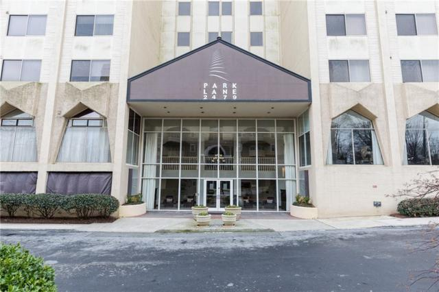 2479 Peachtree Road NE #803, Atlanta, GA 30305 (MLS #6502914) :: The North Georgia Group