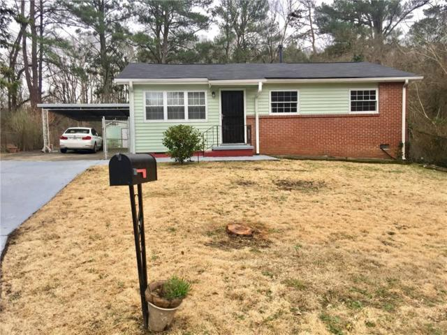2567 Abner Place NW, Atlanta, GA 30318 (MLS #6503173) :: The Cowan Connection Team