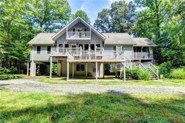 1076 Little Hawk Road, Sautee Nacoochee, GA 30571 (MLS #6503198) :: North Atlanta Home Team