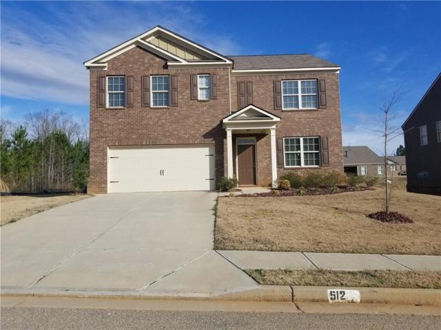 512 Plumb Branch Court, Mcdonough, GA 30253 (MLS #6503279) :: North Atlanta Home Team