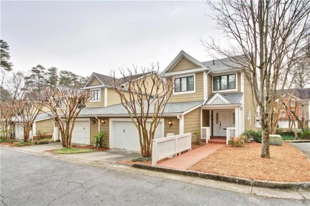 4 Alston Place NE, Atlanta, GA 30324 (MLS #6503366) :: RE/MAX Paramount Properties