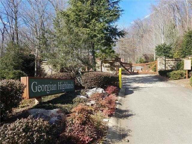 197-R Stone Cliff Drive, Ellijay, GA 30536 (MLS #6503388) :: Hollingsworth & Company Real Estate