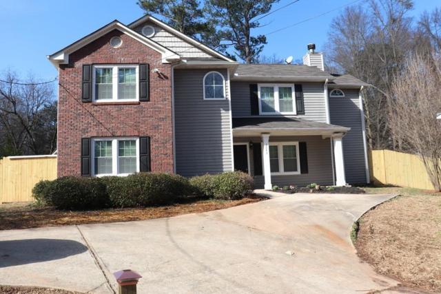 2243 Butner Road SW, Atlanta, GA 30331 (MLS #6503412) :: The Cowan Connection Team
