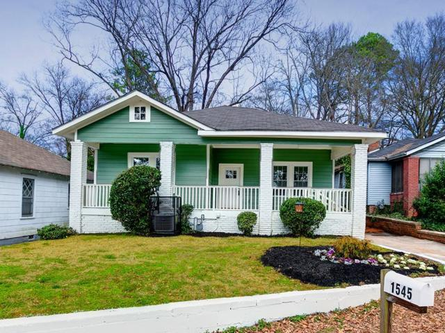 1545 Montreat Place SW, Atlanta, GA 30311 (MLS #6503464) :: The Zac Team @ RE/MAX Metro Atlanta