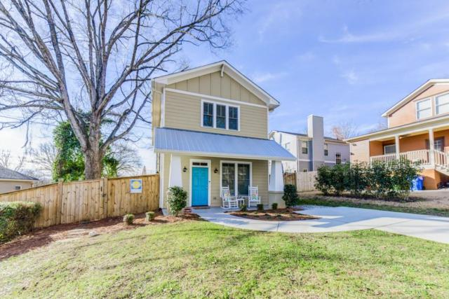 1547 New Street NE, Atlanta, GA 30307 (MLS #6503474) :: The Zac Team @ RE/MAX Metro Atlanta